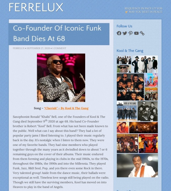 Ferrelux Homepage_Kool-n-the-Gang