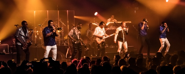 Kool & The Gang, Leverkusener Jazztage 2017-1963