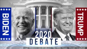 2020 Trump vs Biden Presidential Debate