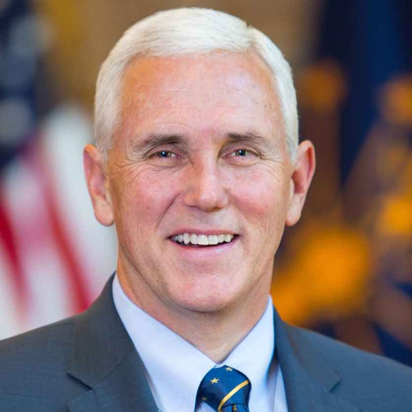 A Younger Mike Pence