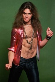 David Lee Roth Sassy Posing