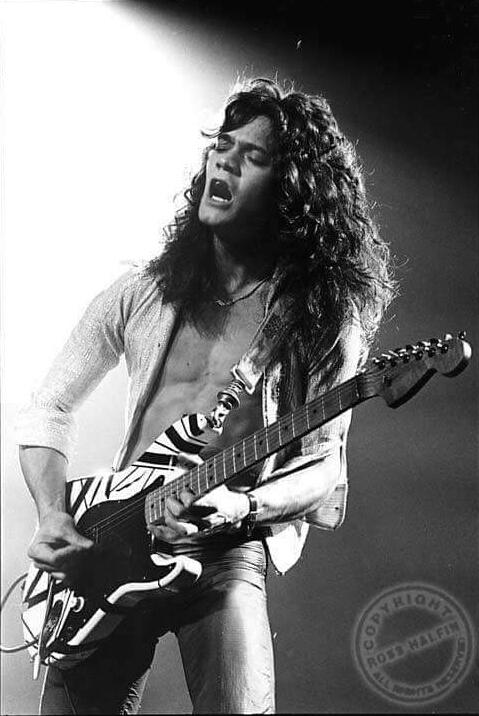 Eddie Van Halen In The Spirit