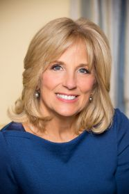 Jill Biden, Official Portrait