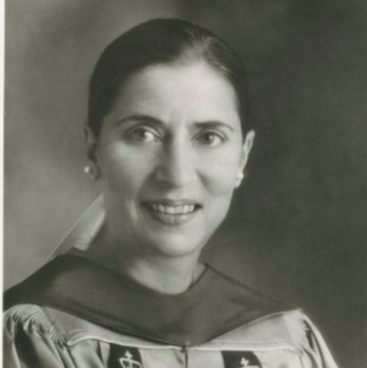Ruth Bader Ginsburg, Columbia University