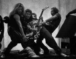 Van Halen Album Photo