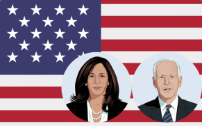Biden-Harris Simple Campaign Art
