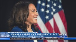 Female Community Leaders React To The First Female Vice President Kamala Harris