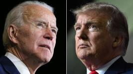 Joe Against Donald