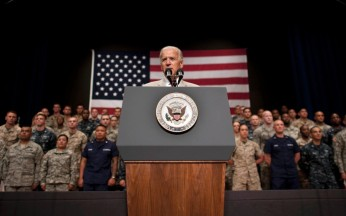 Joe Biden Armed Forces Speech