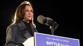 Kamala Harris Speaks Again