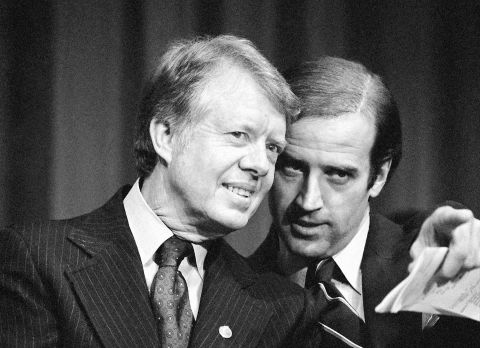 Ted Koppel And Joe Biden