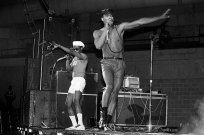 Whodini On Stage