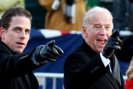 Hunter Biden & Father Joe