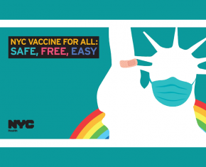 NYC Vaccine For All Campaign