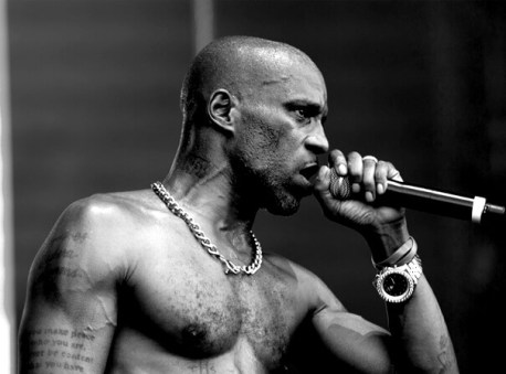 DMX On The Mike