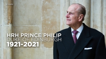 HRH Prince Philip Deceased