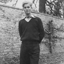 Prince Philip As A Young Man