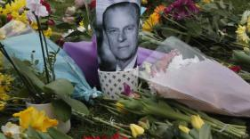 The People Honor The Death Of Prince Philip