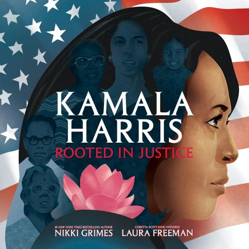 VP Kamala Harris Woman Tribute