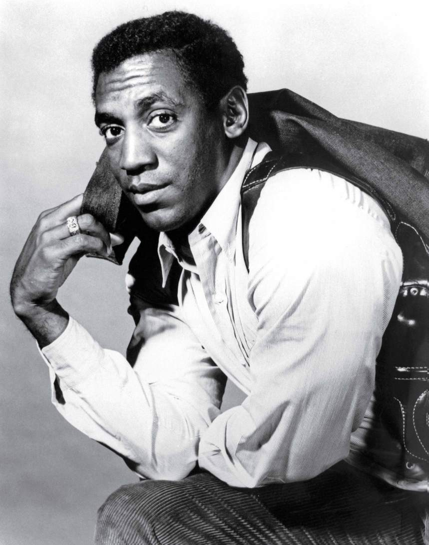 A Younger Bill Cosby