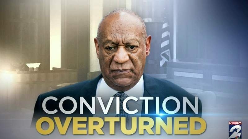 Cosby Conviction Overturned