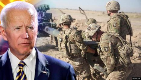 Joe Biden And Our Soldiers