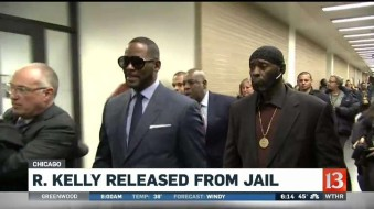 R Kelly Released From Prison In Chicago