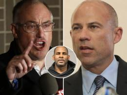 Steve Greenberg Clashes With Avenatti Over R Kelly