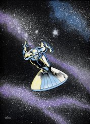 Silver Surfer, Space Guardian